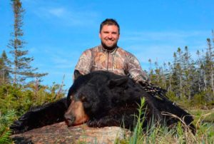 Newfoundland Black Bear Hunting Outfitters