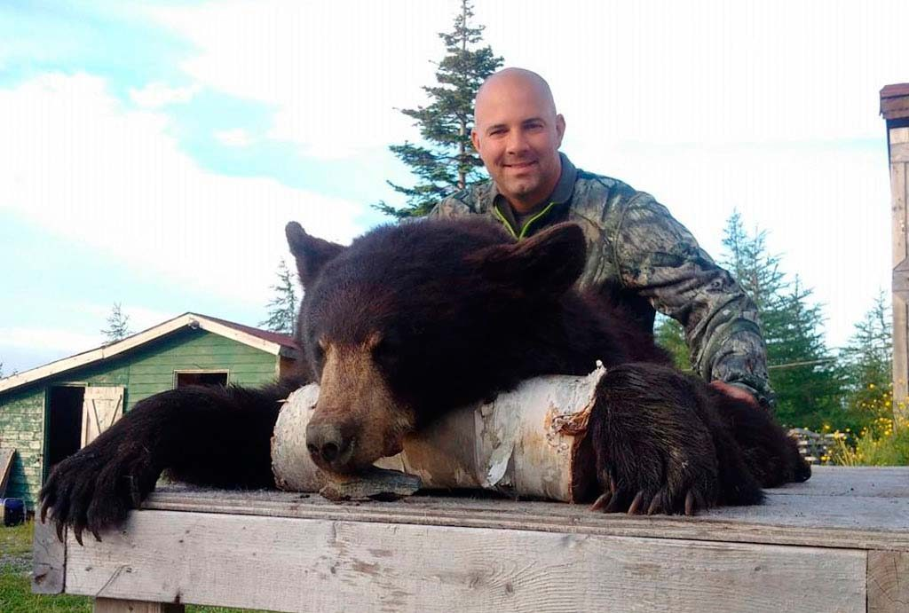 Black Bear Hunting Outfitters Newfoundland Canada