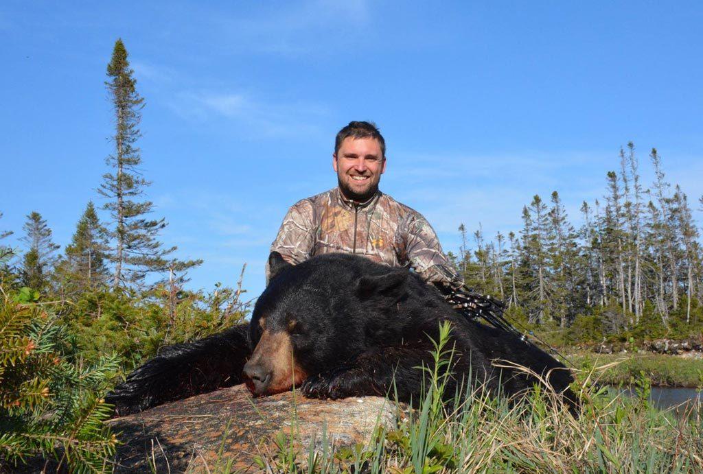 Newfoundland Black Bear Hunts